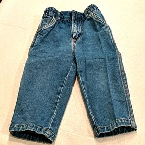 GYMBOREE jeans 18-24 months